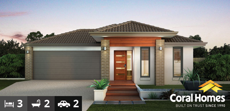 noosa 20 house and land package
